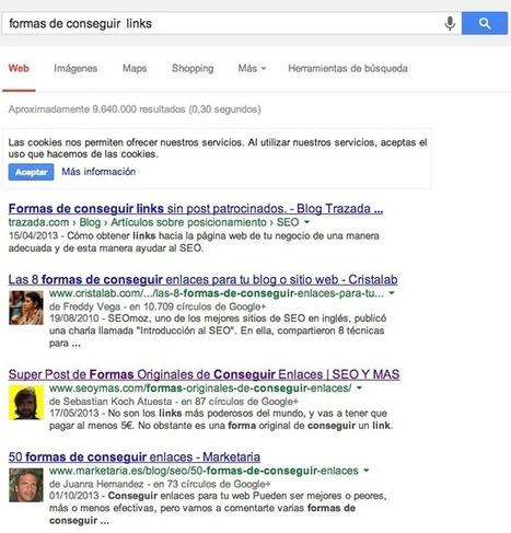 Aumenta tus visitas optimizando tu foto en autor de Google plus | SEO y Marketing online | Scoop.it