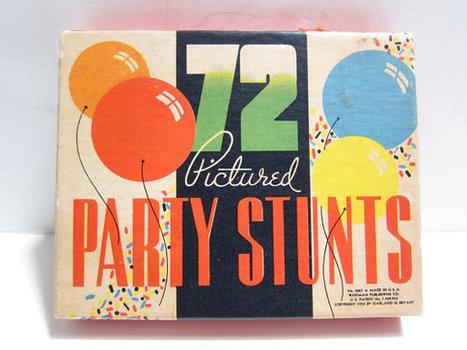 Antique Party Card Game | Antiques & Vintage Collectibles | Scoop.it