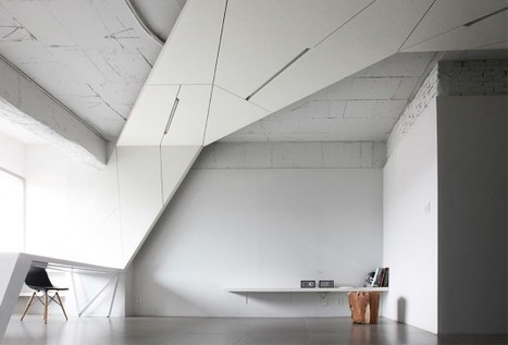 [Seoul,] HouseWING / AnLstudio + Heebon   The Architecture of the City   Scoop.it