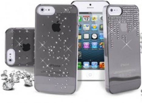 iPhone 5: ecco le prime cover in Swarovski | Luxury & Technology | Scoop.it