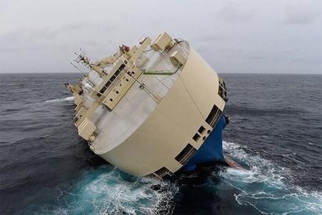 L'énigme du Modern Express, navire parti du Gabon, en détresse dans l'Atlantique nord - Gabonreview.com | Actualité du Gabon | | Confidences Canopéennes | Scoop.it