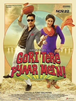 Buy Gori Tere Pyaar Mein Movies Blu-ray Online -Buy Latest Hindi Movie DVD, Blu-ray, VCD, Audio CDs Online | Buy Latest Movies DVD Online | Scoop.it