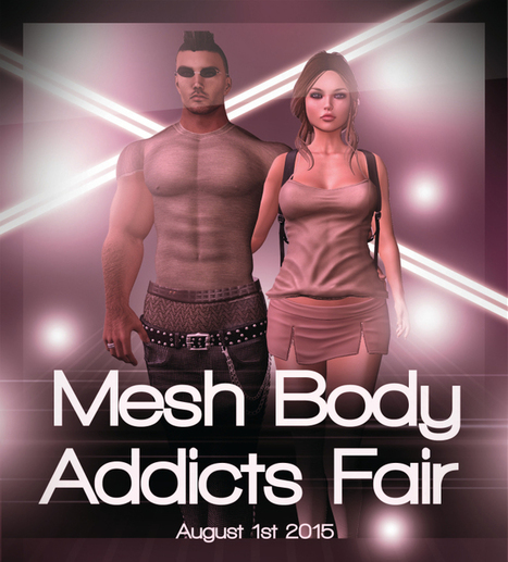 Mesh Body Addicts Fair - Designer Applications are open! | Photographer | Scoop.it