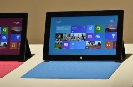 Microsoft slashes price of Surface tablet | Sustain Our Earth | Scoop.it