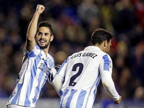 ¿Podrá Málaga seguir sorprendiendo? | Información, actualidad, televisión, y mas | Scoop.it