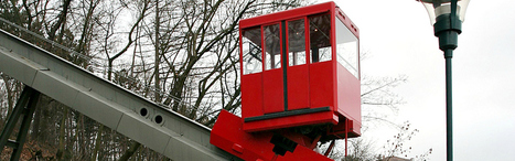 Take a Ride on Prague's Secret Second Funicular   Prague by Czech Mates   Scoop.it