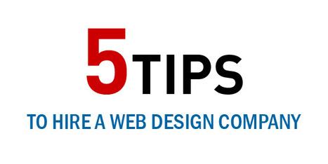 5 Killer Tips To Hire a Web Design Company  - exploreB2B | Web Design SUMO | Scoop.it