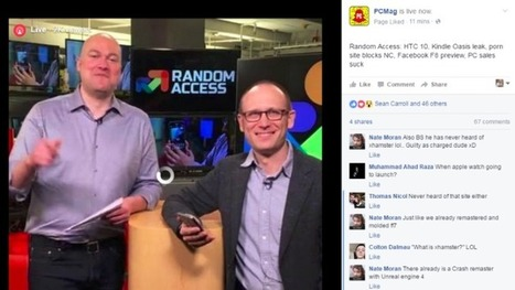 How Facebook Live Video Might Kill Talk Radio | SocialMediaFB | Scoop.it