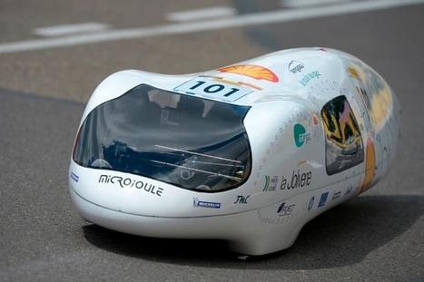 Eco Marathon competitors take fuel-saving to the extreme | Actual IT | Scoop.it