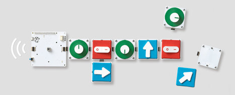 Project Bloks - Creating a development platform for tangible programming | ANALYZING EDUCATIONAL TECHNOLOGY | Scoop.it