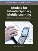 IGI Global: Models for Interdisciplinary Mobile Learning: Delivering Information to Students (9781609605117): Andrew Kitchenham: Books | mlearn | Scoop.it