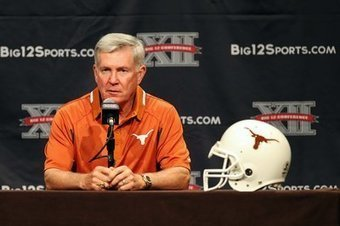 Too Funny! Mack Brown Apologizes For 66-17 Loss To OU Next Month | Sooner4OU | Scoop.it