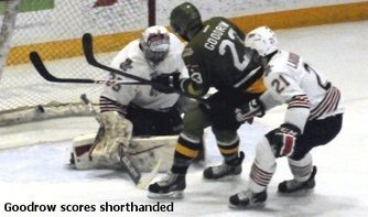 Generals strike late for 3-2 victory | Media Relations Case Study: North Bay Battalion | Scoop.it
