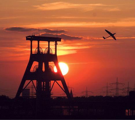 The Power of UAS in Utilies Sector | World of Drones  -  UAV, UAS, sUAS, RPAS, VANT | Scoop.it