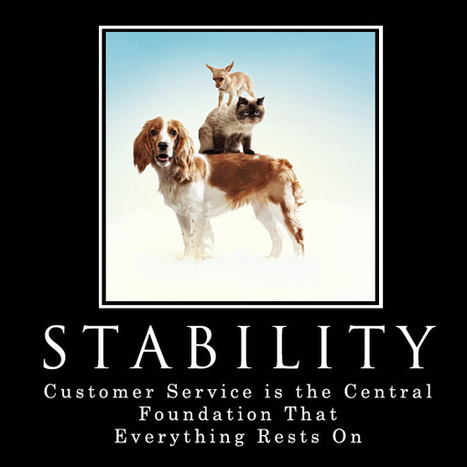 Skills Converged > How to Avoid Using Poor Motivational Posters | Serious Play | Scoop.it