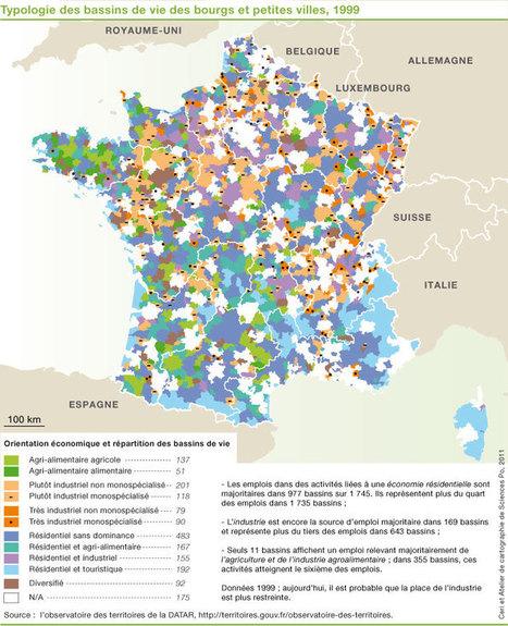 En France, les PAUVRES s'en vont aussi à la campagne (Ceriscope) | Nouveaux paradigmes | Scoop.it