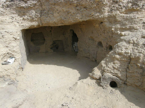 Medieval hermitage discovered in Egypt | Monde médiéval | Scoop.it