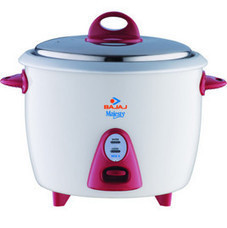 Electric Cooker Price in India | Bajaj Majesty RCX 3 1.5 L Rice Cooker White | Online Shopping | Scoop.it
