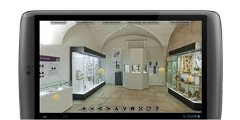 Musée des Ursulines : une tablette tactile pour visiter les salles inaccessibles | eTourisme - Eure | Scoop.it
