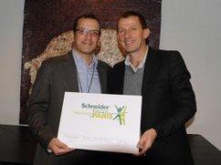 Schneider Electric premier partenaire titre du Marathon de Paris | Eco Tourisme et Développement Durable | Scoop.it