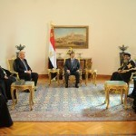 Morsy meets with Pope Tawadros II | Égypt-actus | Scoop.it