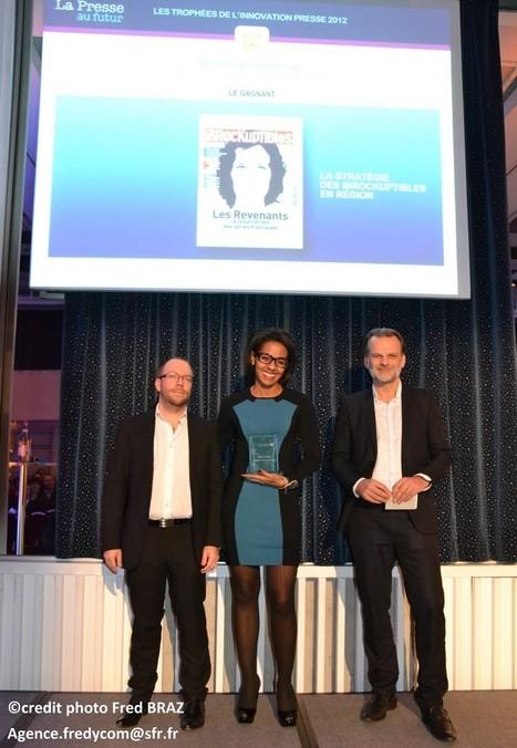 Trophées de l'Innovation Presse (édition de nov. 2012) Les Inrockuptibles, Closer et GQ parmi les lauréats | Presse numérique, Presse 2.0. | Scoop.it