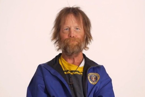 Timelapse Shows Homeless Man's Transformation Into A Magazine-Worthy Model - PSFK | Marketing Online | Scoop.it