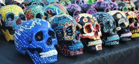 El Día de Muertos está bien vivo en México « ICEBERG Inteligencia Cultural | RD Español | Scoop.it
