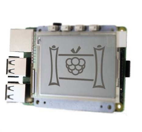 PaPiRus - an e-paper HAT for the Raspberry Pi from @PiSupply   Raspberry Pi   Scoop.it