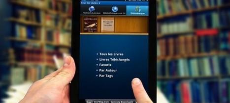 Ebooks : Librairie numérique française dans le cloud | La tête dans le Cloud | Scoop.it