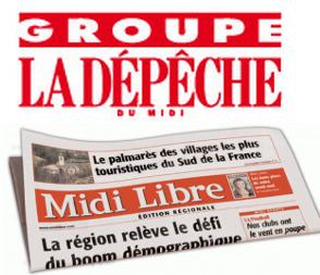 Le groupe Midi Libre dans le giron de La Dépêche du Midi   DocPresseESJ   Scoop.it