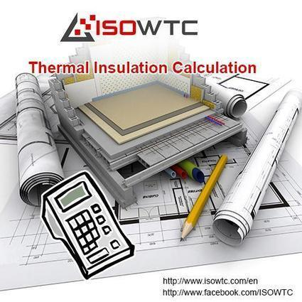 ISOWTC Insulation Software for Thermal Insulation Calculation | Thermal Insulation Calculation | Scoop.it