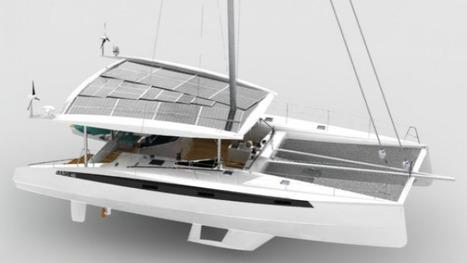 Aerofleet construit 2 catamarans ultra sophistiqués   Annonces Nautiques   Scoop.it