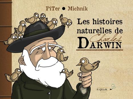 Couverture - Darwin - Webcomics.fr | Grup Francès Educació d'Adults | Scoop.it