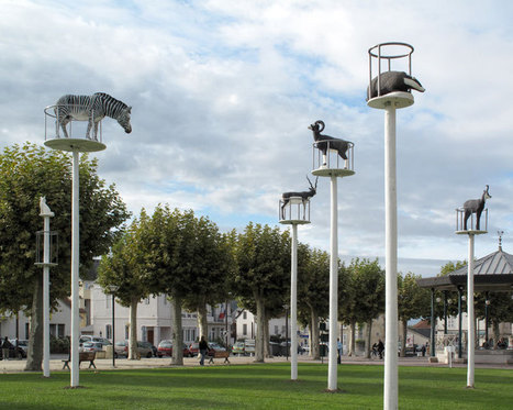 """Sentinels"" by Victoria Klotz 