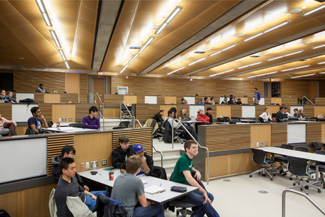 How poorly designed classroom space puts student learning at risk - The Hechinger Report | Designing environments for Learning | Scoop.it