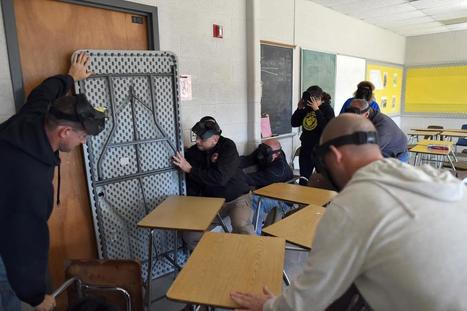Alaska's Students Will Be Taught to Evade a School Shooter | Upsetment | Scoop.it