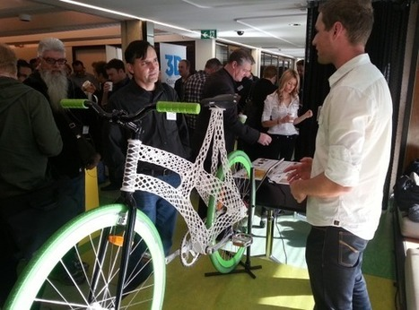 3D Printing the Fixie: A New Take on Customizable Bicycles | tecnologia s sustentabilidade | Scoop.it