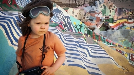 This 5-Year-Old Photographer With 160,000 Instagram Followers Just Kickstarted His Own Book | Inspiratie | Scoop.it