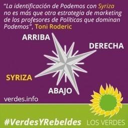 Syriza, la izquierda española y Podemos   Opinión   Scoop.it