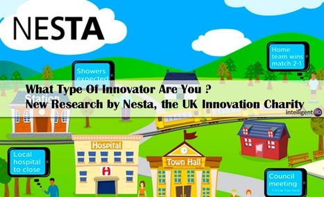 What Type Of Innovator Are You ? New Research By Nesta | Critical thinking and writing | Scoop.it