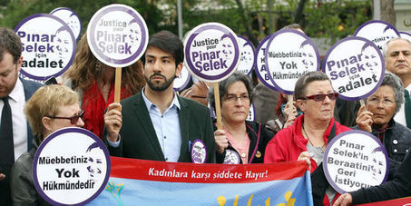 La dissidente turque Pinar Selek est acquittée ! | Géopolitique de la Turquie | Scoop.it
