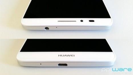 """Análise ao Huawei Ascend Mate 7 via Pplware   """"Computação Forense""""   Scoop.it"""