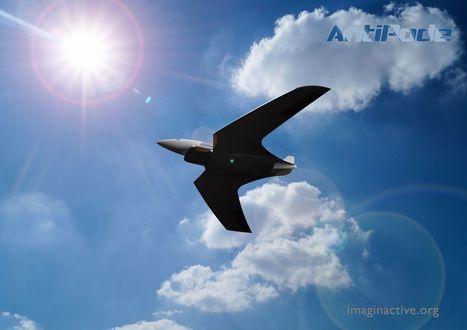 Un avion reliant Paris à New York en 15 mn, est-ce vraiment possible ? | Post-Sapiens, les êtres technologiques | Scoop.it