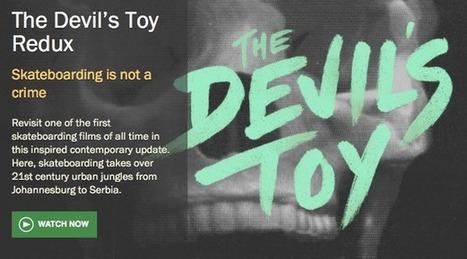 The Devil's Toy Redux now online - Shop-Eat-Surf.com   The Devil's Toy remix - Press   Scoop.it