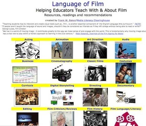 Teaching Students to Read Visual Media | MiddleWeb | Media literacy | Scoop.it