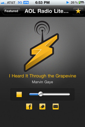 App Store - SHOUTcast Radio   Apps and Widgets for any use, mostly for education and FREE   Scoop.it