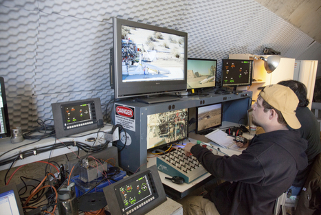 Real-time data in the bunker | XCOR Aerospace blog | The NewSpace Daily | Scoop.it