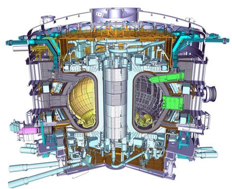 ¿Cómo son los reactores de fusión nuclear? | TECNOLOGÍA_aal66 | Scoop.it