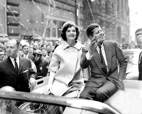 The Jackie Look: Fashion's First Lady - New York Daily News | CLOVER ENTERPRISES ''THE ENTERTAINMENT OF CHOICE'' | Scoop.it